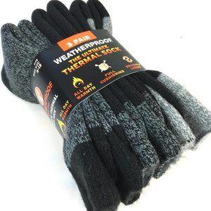 Weatherproof Ultimate Thermal Men's Socks NWT